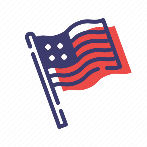 America, liberty, national, patriot, united states, usa flag icon - Download on Iconfinder