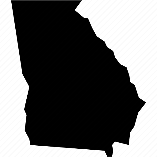 america, atlanta, city, federal, georgia, republic, state icon