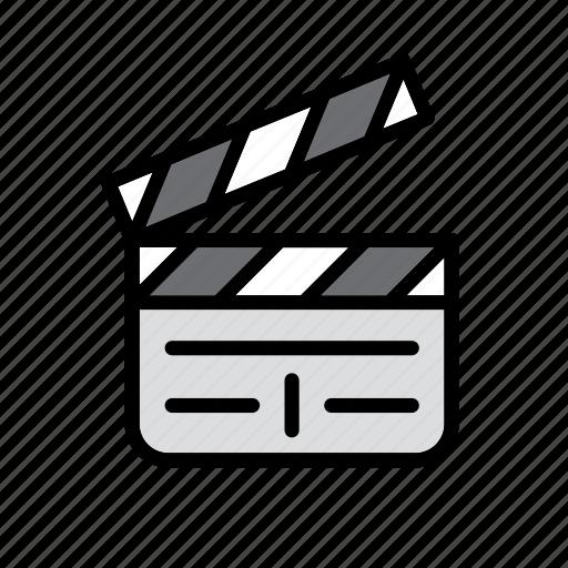 board, cinema, clapperboard, film, filmmaking, hollywood, movie icon