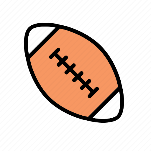 america, american, ball, football, sport, united states, usa icon