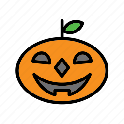 america, american, halloween, pumpkin, states, united, usa icon