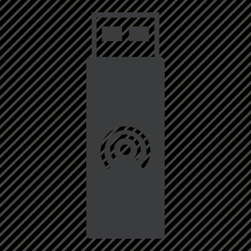 datacard, device, dongle, internet, technology, wifi, wireless icon