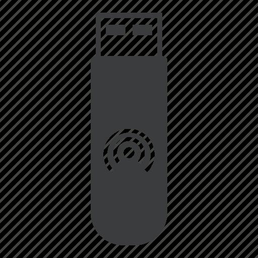 datacard, dongle, internet, stick, usb, wifi, wireless icon