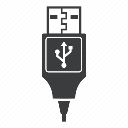 cable, charge, charger, connect, mobile, power, usb icon