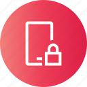 code, password, private, secured icon
