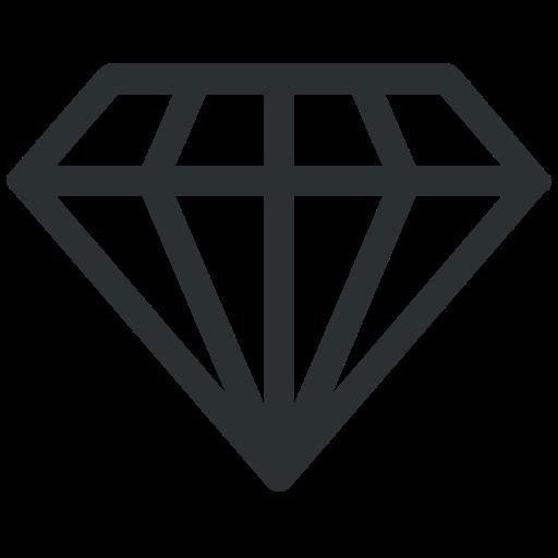 business, diamond, expensive, jewel, jewelry, valuable icon icon