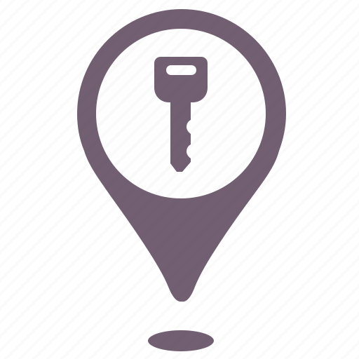 geo, key, location, point, repair, service icon