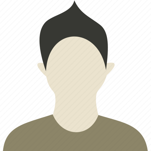 avatar, guy, man, people, person, user icon
