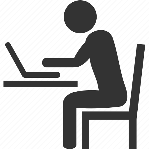 Image Gallery laptop user icon