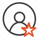 profile, rating, user