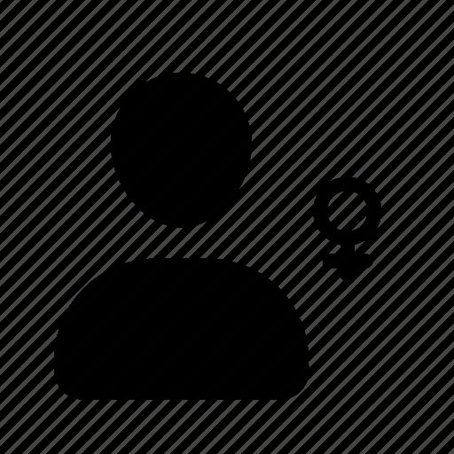 action, female, pix, profile, user, utilizador icon