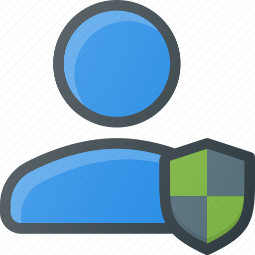action, people, protect, user icon