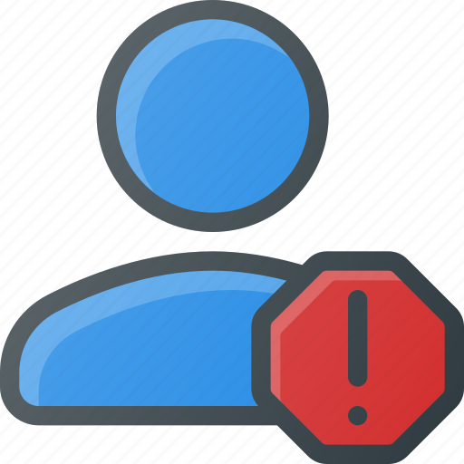 action, people, spam, user icon