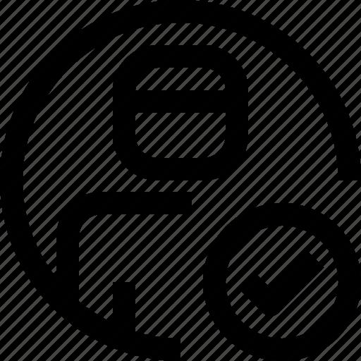 avatar, face, mark, people, person, profile, user icon