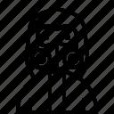 avatar, character, hazmat, man, person, user icon
