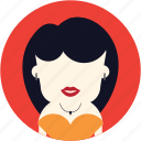 woman, elegant, user, classy, lady, avatar