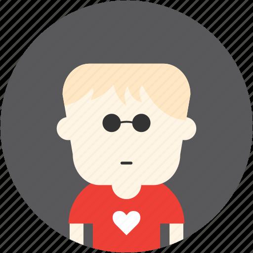 avatar, genius, it, man, user icon