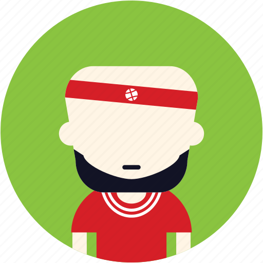 Player, user, basketball, avatar, man icon - Download on Iconfinder