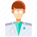 avatar, career, doctor, people, person, user