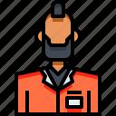avatar, male, man, people, person, prisoner, user
