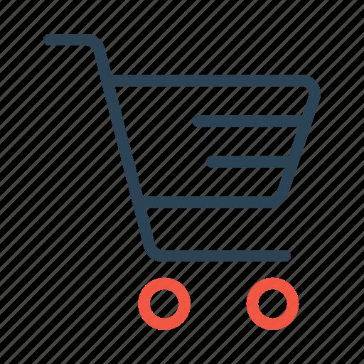 add, cart, insert, item, shopping icon
