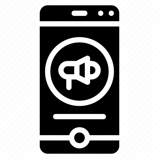 alert, experience, phone, user, ux icon