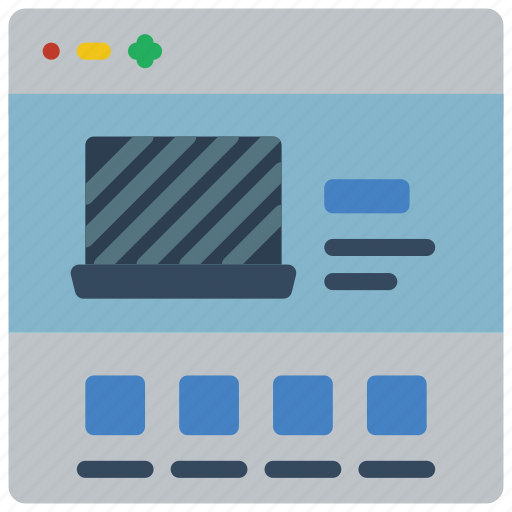 experience, promotion, user, ux, website, window icon