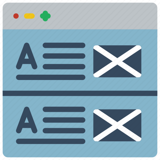 experience, layout, user, ux, website, window icon