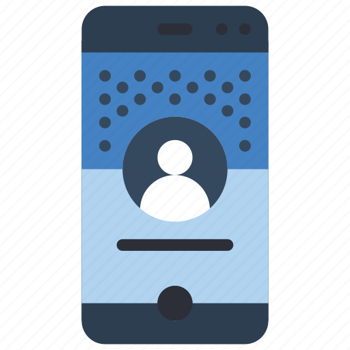 experience, page, phone, profile, user, ux icon