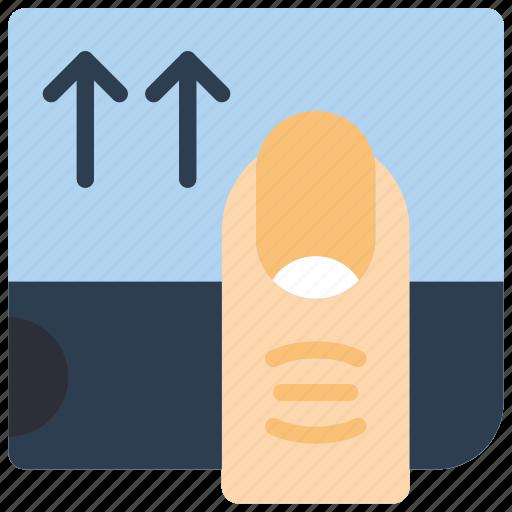 device, experience, ipad, scroll, user, ux, window icon