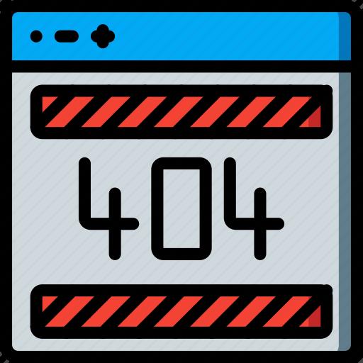 error, experience, user, ux, warning, website, window icon