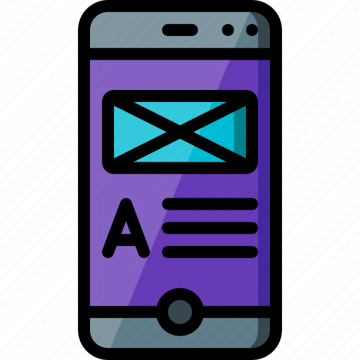 experience, layout, phone, user, ux, website, window icon