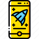 experience, launch, phone, user, ux, website, window icon