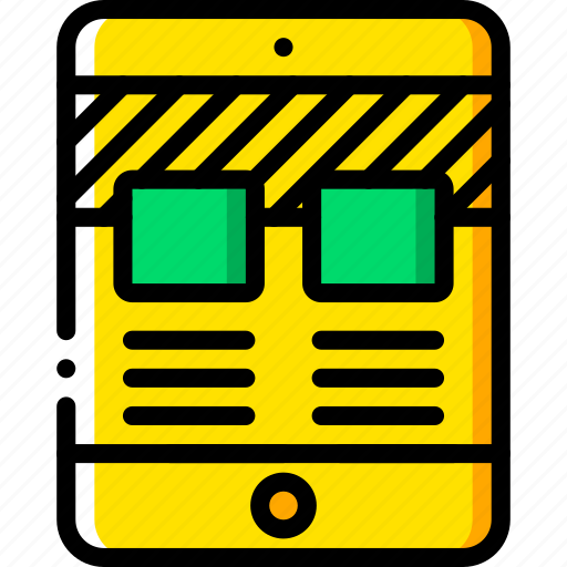 columns, experience, ipad, user, ux, website, window icon