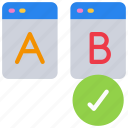 a, b, experience, testing, user, ux