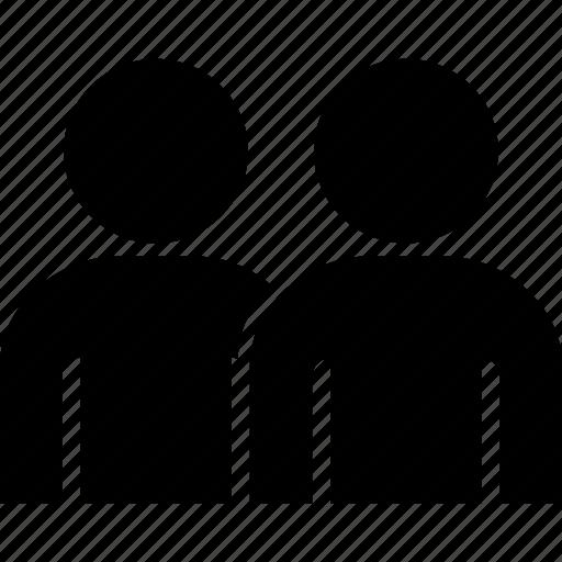 associate, partner, shareholder, sidekick icon
