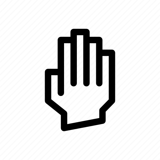 gesture, pix icon