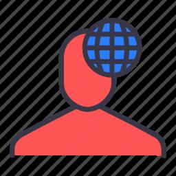 business, global, internet, user, world, www icon