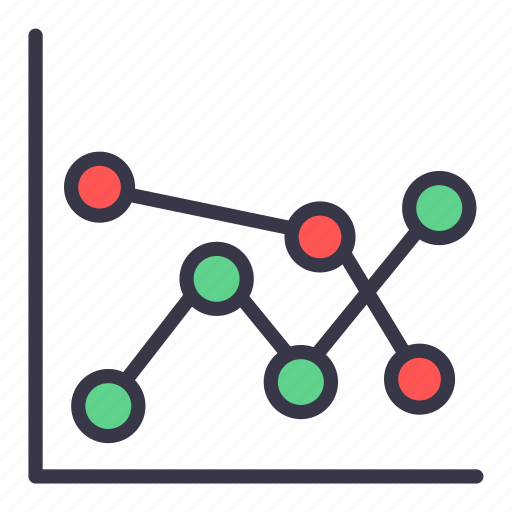analysis, analytics, business, chart, graph, report, statistics icon