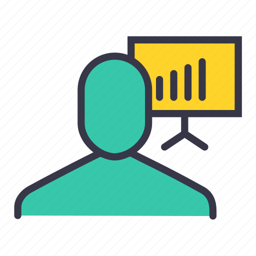 analysis, dollar, graph, money, price, statistic, user icon