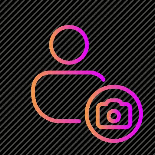 change picture, edit photo, edit picture, edit profile, edit profile photo, profile photo, profile picture icon