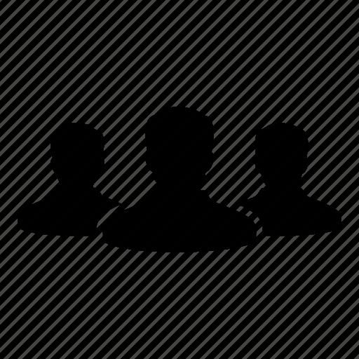 group, men, people, population, team, user icon