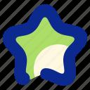favorite, recomend, star icon