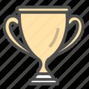 achievement, award, awards, prize, trophy, win, winner icon