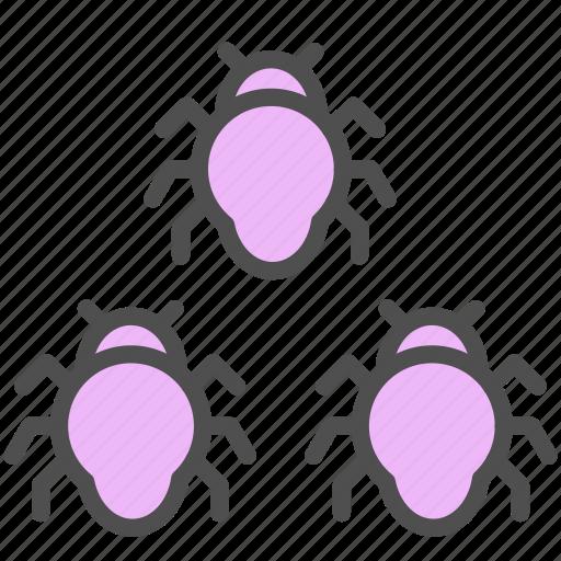 antivirus, bug, virus icon
