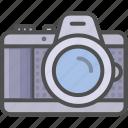 camera, photography, screenshot icon