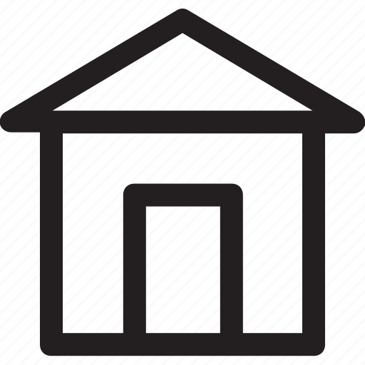 home, homepage, house, residence icon