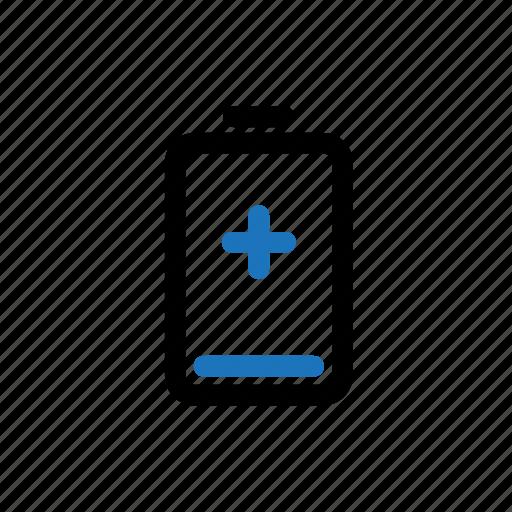battery, low bat, ui icon