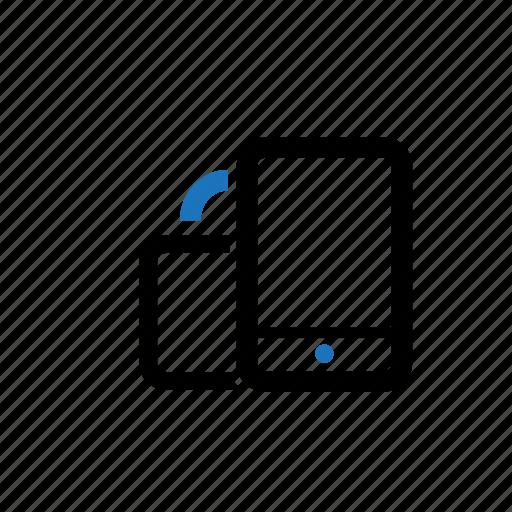 phone, phone rotation, ui icon