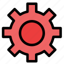 gear, interface, setting, user